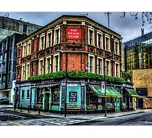 The Stage Door Photographic Print