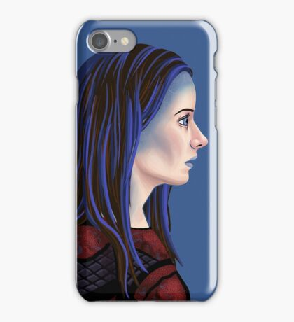 Illyria Portrait iPhone Case/Skin