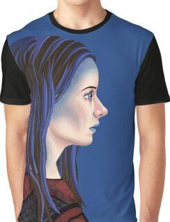 Illyria Portrait Graphic T-Shirt