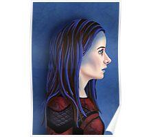 Illyria Portrait Poster