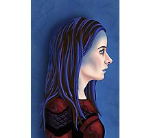 Illyria Portrait Photographic Print