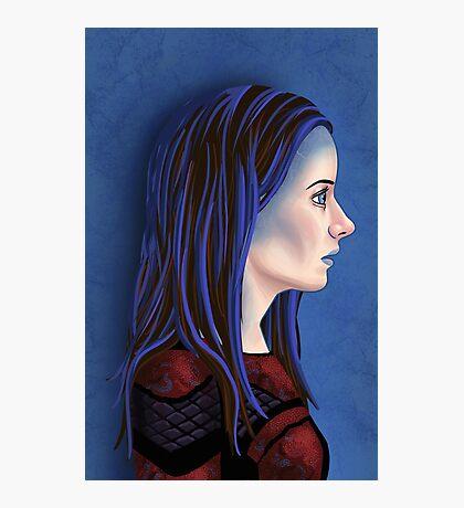 Illyria Portrait Photographic Print