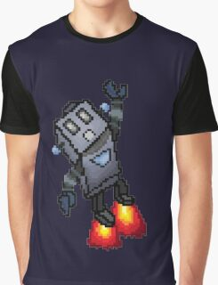 Robo-Buddy Graphic T-Shirt