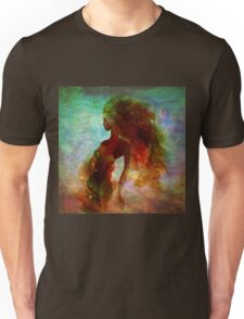 Mermaid girl Unisex T-Shirt