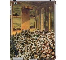 Investiture of the Military Order of Maria Theresa at the Viennese Court iPad Case/Skin