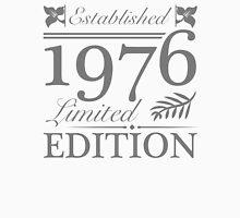 Established 1976 Unisex T-Shirt