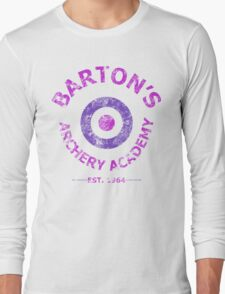 Barton's Archery Academy Long Sleeve T-Shirt
