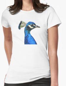 Bluebird Womens Fitted T-Shirt