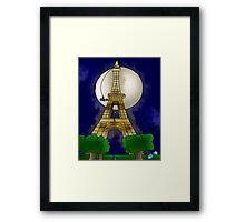 Paris Miraculous Framed Print