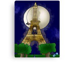 Paris Miraculous Canvas Print