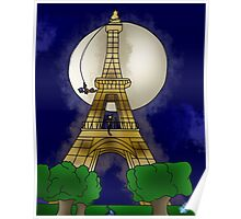 Paris Miraculous Poster