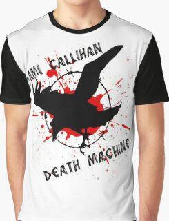 Sami Callihan Death Machine Graphic T-Shirt