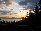 Tahoe Sunrise by waddleudo