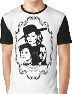 TV Witches Graphic T-Shirt