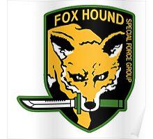 Foxhound Poster
