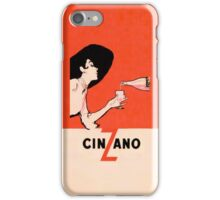 Cinzano iPhone Case/Skin