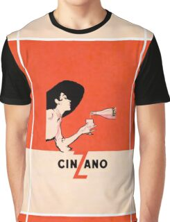 Cinzano Graphic T-Shirt