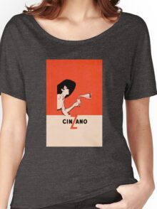 Cinzano Women's Relaxed Fit T-Shirt