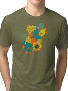 Summer romance Tri-blend T-Shirt