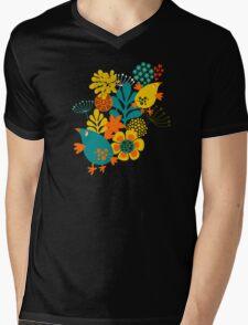 Summer romance Mens V-Neck T-Shirt