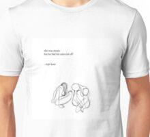 rupi kaur music to my ears Unisex T-Shirt
