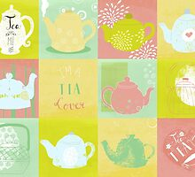 Tea Time by Judith Loske