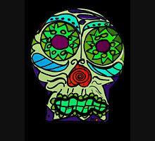 Dia de los Muertos , Day of the Dead - Sugar Skull E Unisex T-Shirt