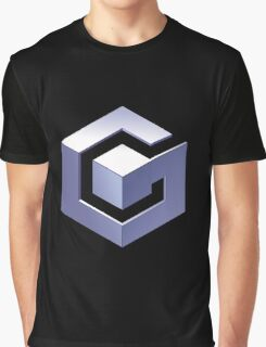 Gamecube Logo Graphic T-Shirt