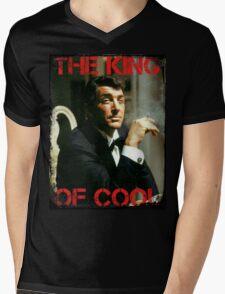 Dean Martin Mens V-Neck T-Shirt