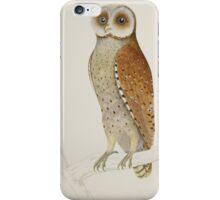 Bay Owl iPhone Case/Skin