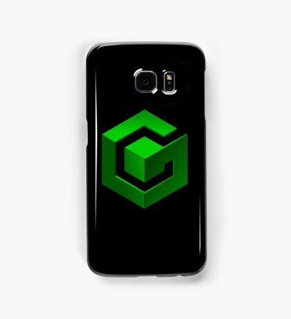 Gamecube Logo Samsung Galaxy Case/Skin