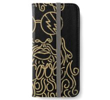 A Cool God iPhone Wallet/Case/Skin