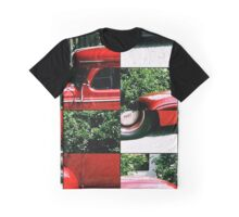 Ford puzzle Graphic T-Shirt