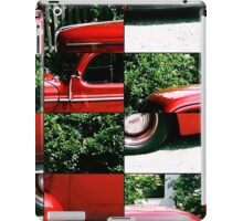 Ford puzzle iPad Case/Skin