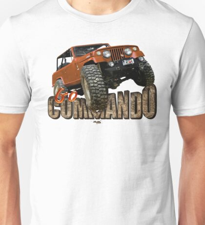 Go Commando Unisex T-Shirt