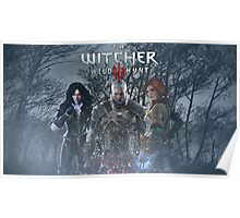 The Witcher 3: Wild Hunt Poster Poster