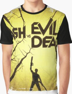 Ash vs Evil Dead Graphic T-Shirt