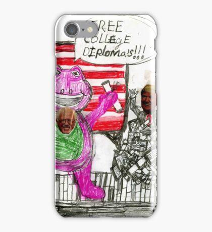 Bernie and Donald iPhone Case/Skin