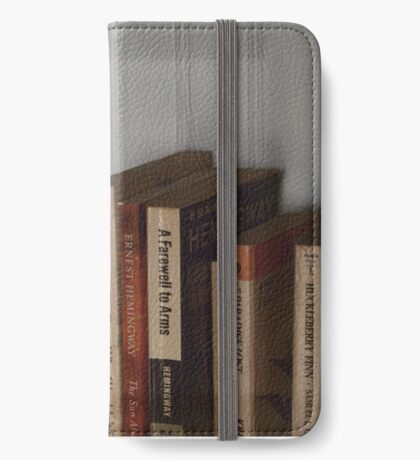 The Bookshelf iPhone Wallet/Case/Skin