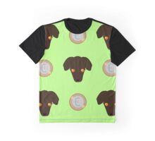 Lucky Pup! Graphic T-Shirt
