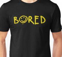 Sherlock - Bored! Unisex T-Shirt
