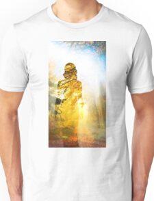 Lady Autumn Unisex T-Shirt