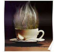 Cup of nature Poster