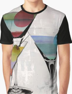 Martini Prism Graphic T-Shirt