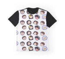 Grump Heads Graphic T-Shirt