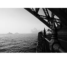 Smokey Saturday in Sydney #7 Photographic Print