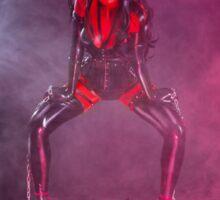 She Devil Full length photo Sticker
