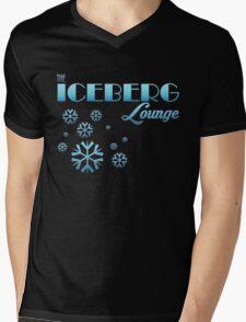 Lounge Mens V-Neck T-Shirt