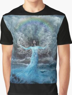 Nymph of Water Graphic T-Shirt