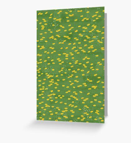 daisy meadow Greeting Card